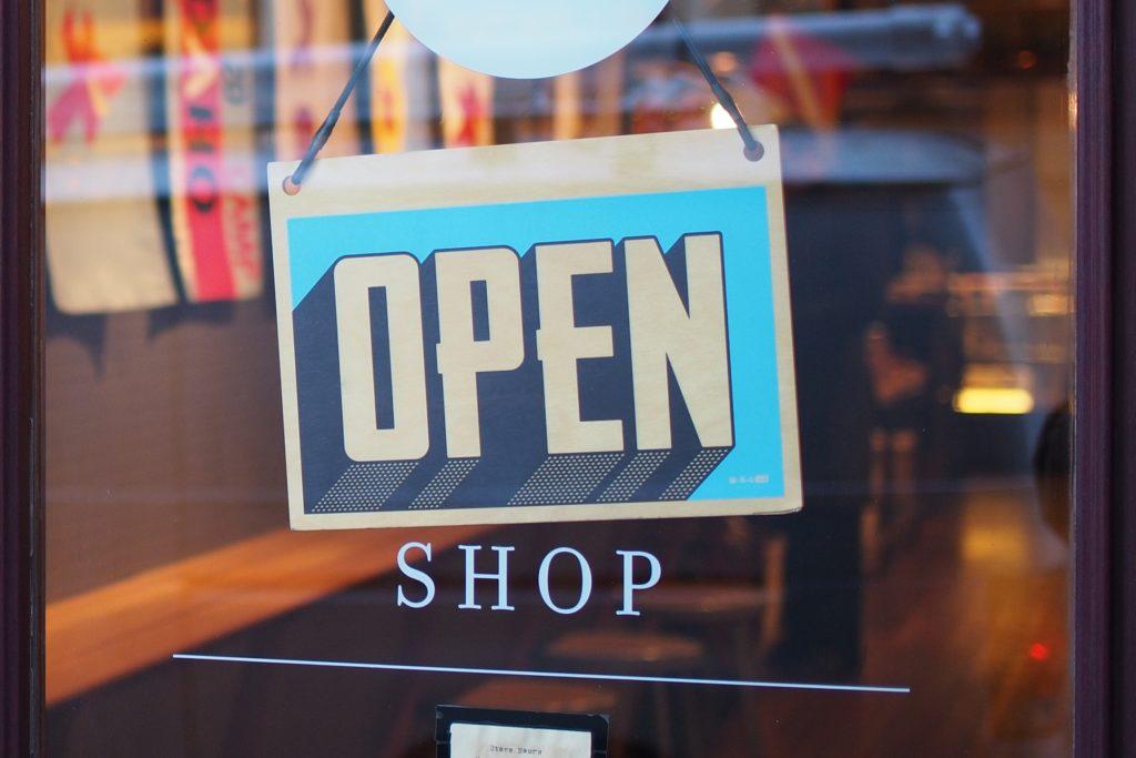 create a magento shop