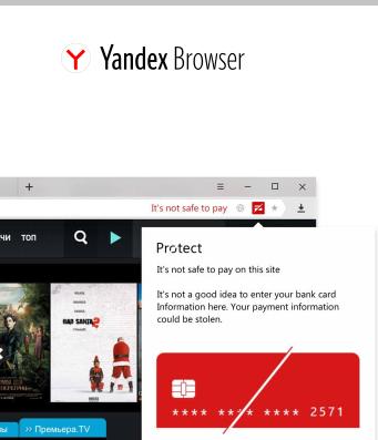 yandex blacklist